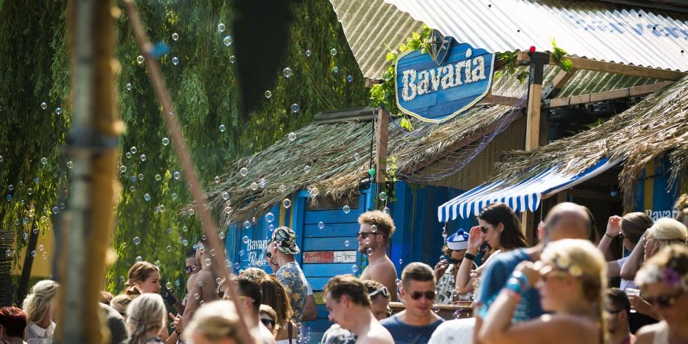 Extrema 2015 – Bavaria Radler Island