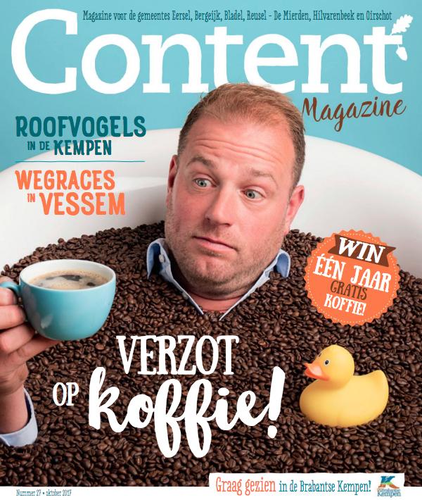 Content Magazine – Oktober 2017