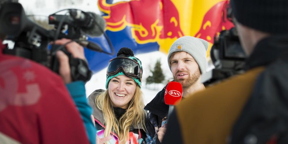 Geraldine Kemper & Tim Hofman – BNN Snowtrip 2016
